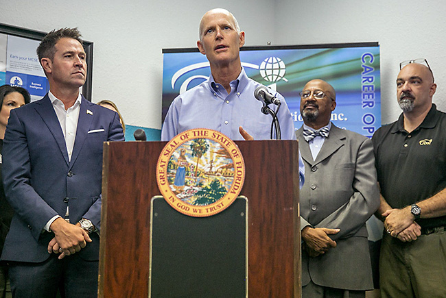 Florida ranks near top of business tax climate rankings