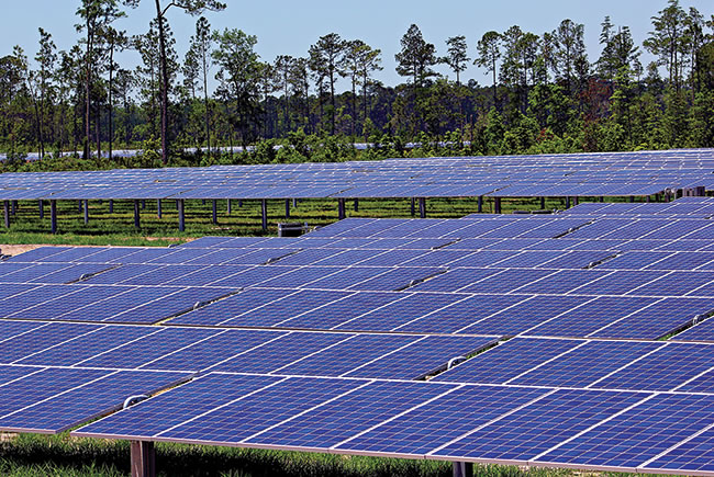 Sunspot: Several projects are making northeast Florida a solar leader