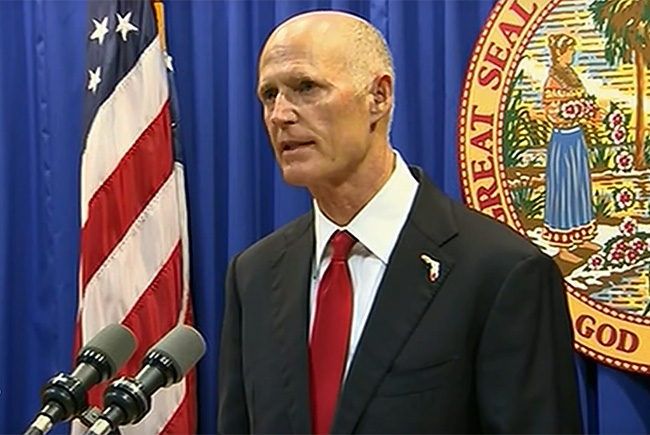 Gov. Scott Announces Major Action Plan to Keep Florida Students Safe Following Tragic Parkland Shooting