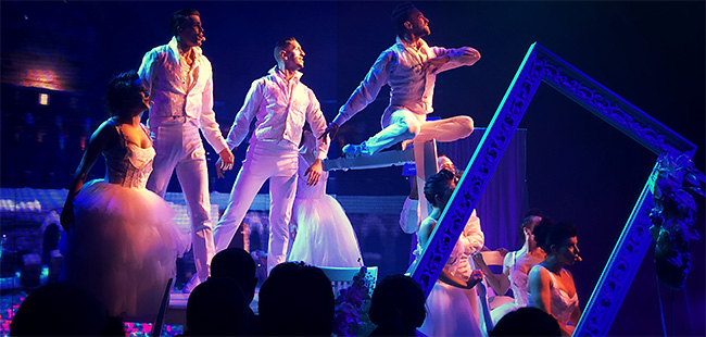Exhilarating Playlist Production Shows among Array of Entertainment Options aboard New Carnival Horizon