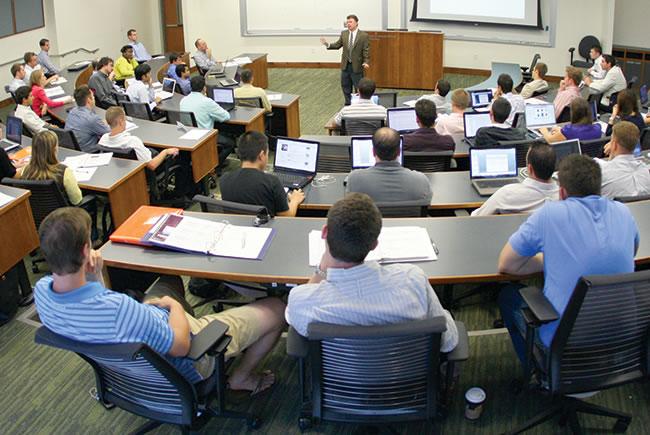 MBA Professors