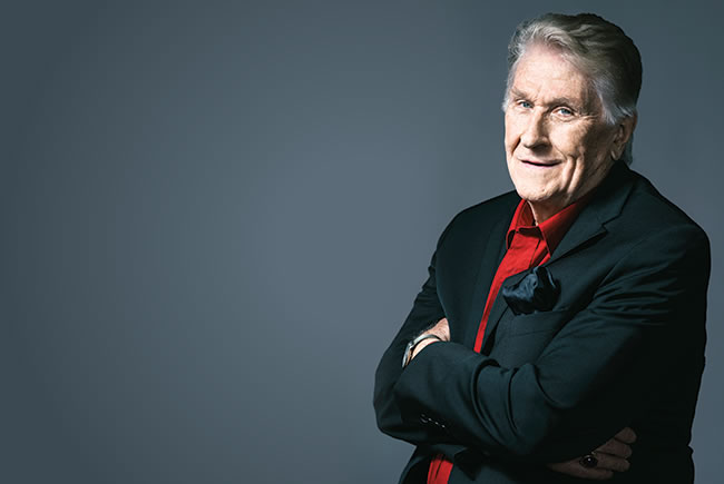 Sherrill Milnes is a 'Florida Icon'