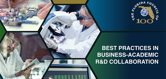 New reports detail how to improve R&D at higher ed institutions in Florida