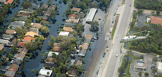 How hurricane-ravaged states like Florida have avoided a housing disaster -- so far