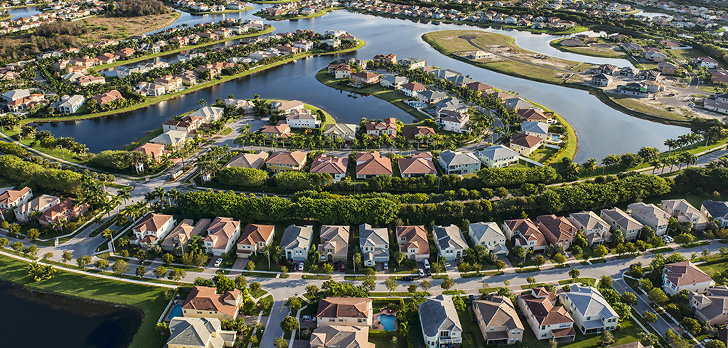 Some of Florida's biggest housing markets are now overvalued