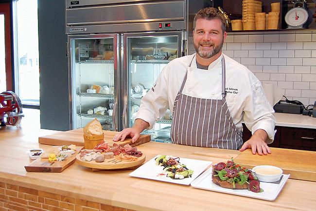 Haven chef Chad Johnson