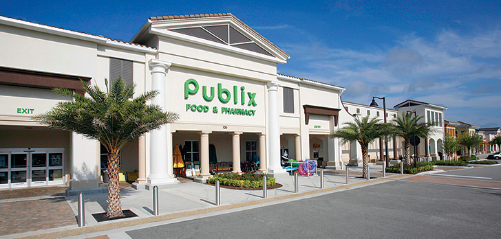 Why Publix is stocking up on real estate