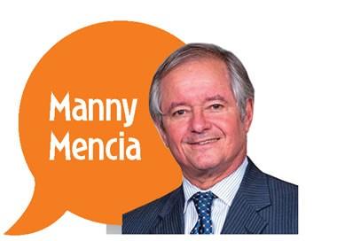 Manny Mencia