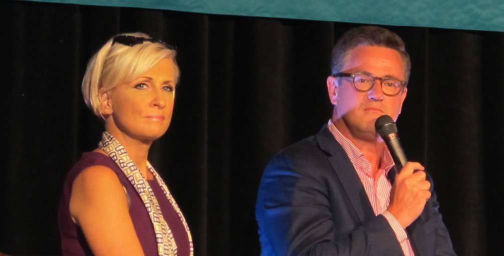 Morning Joe hosts tell St. Petersburg crowd why political conventions still matter