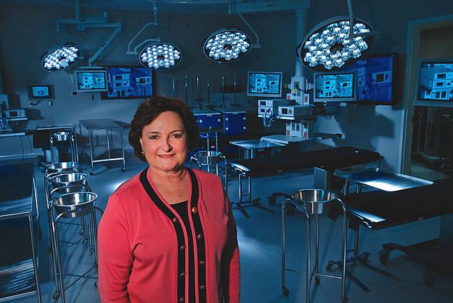 Deborah Sutherland, CAMLS CEO
