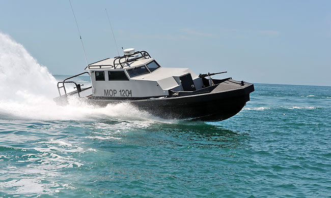 Hann Powerboats signs international contract