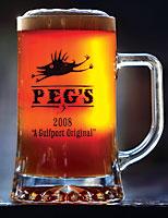 Peg's beer