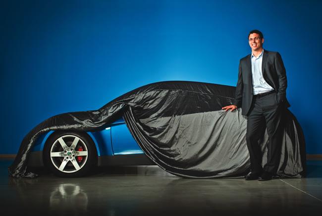 R.J. Scaringe - Rivian Automotive