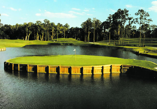 The PLAYERS - 17th Hole