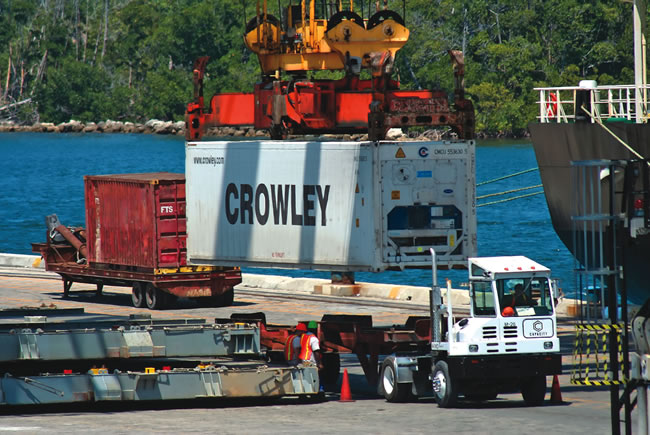 Crowley Maritime