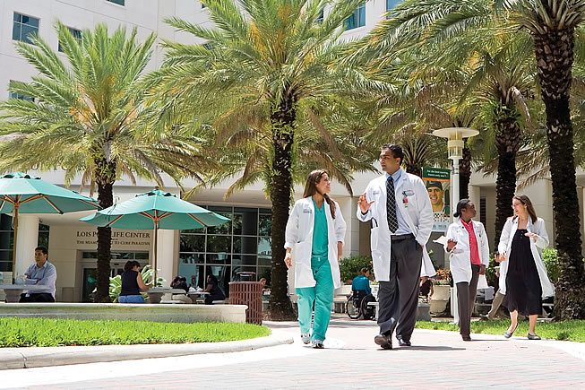 University of Miami Medical Campus