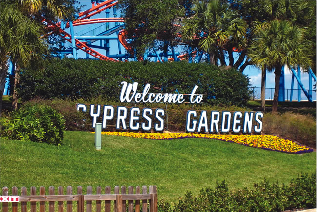Cypress Gardens