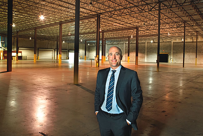 Space Invaders - Large Industrial Lease Expansions