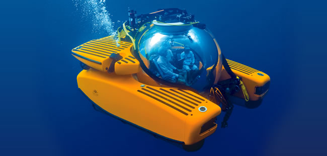 Triton Submarines