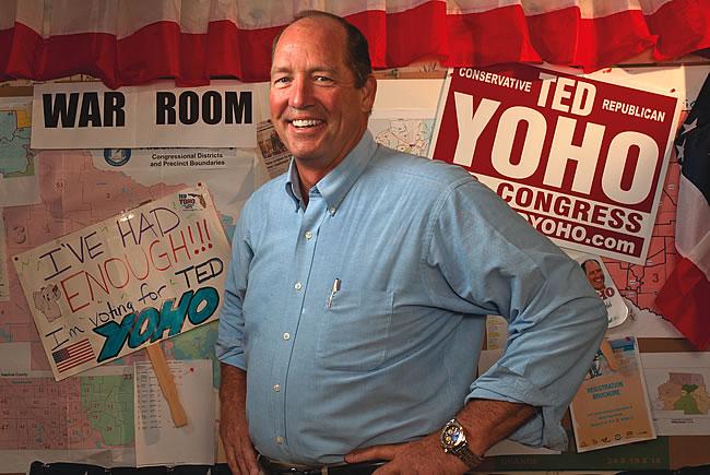 Ted Yoho