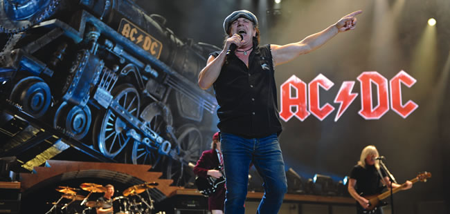 Brian Johnson is a Florida Icon