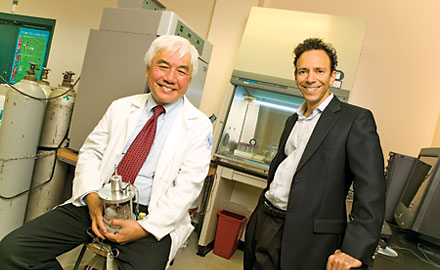 Herman S. Cheung and Jeffrey Wolf