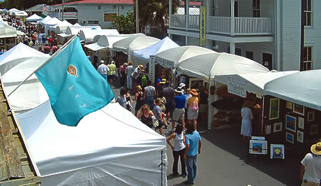 Cedar Key Art Festival