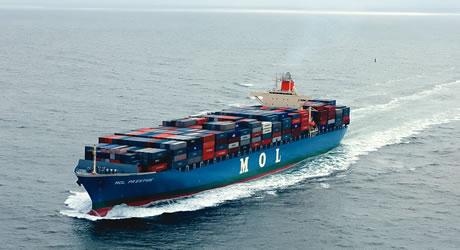 Mitsui O.S.K. Lines ship
