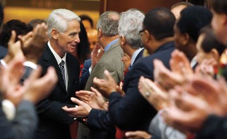 Governor Charlie Crist - State of State