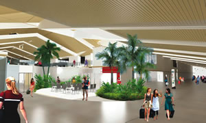 Panama City-Bay County International Airport Rendering