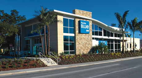 Blue Cross & Blue Shield retail outlet