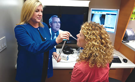UnitedHeathcare videoconferencing