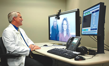 UnitedHealthcare videoconferencing