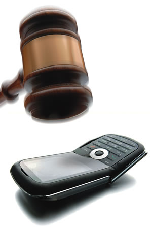 Gavel vs. Phone