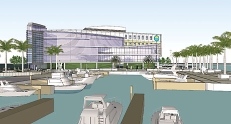 Nova Southeastern University - Oceanographic center