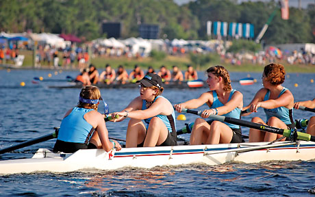 Sarasota rowing