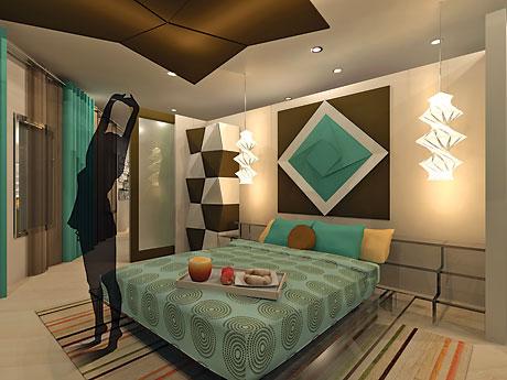Room by Trang Dang