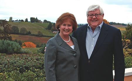Ken & Grace Evenstad