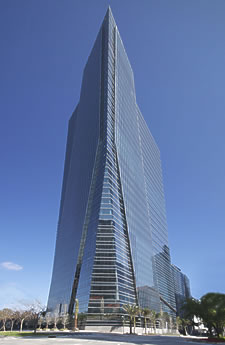 Miami - 1450 Brickell office tower - Architect: Bruce Brosch