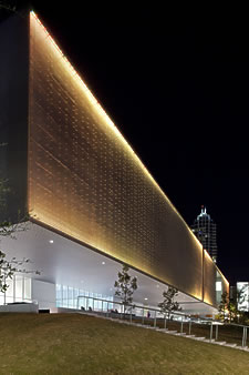 Tampa Museum of Art - Architect: Stanley Saitowitz