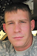 Spc. David A. Hess
