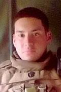 Hospital Corpsman Edwin Gonzalez