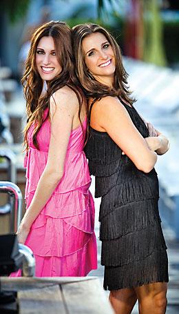 Jennifer Schwartz & Andi Dyal