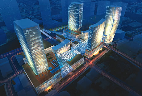 Swire's downtown Miami project rendering