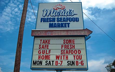 Maria's Fresh Seafood Market