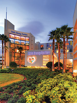 Walt Disney Pavilion at Florida Hospital