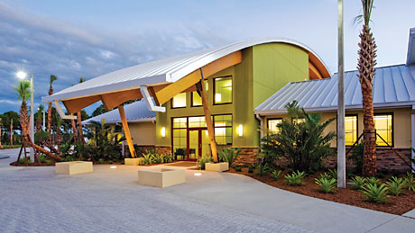 Cancer Support Community facility in Lakewood Ranch
