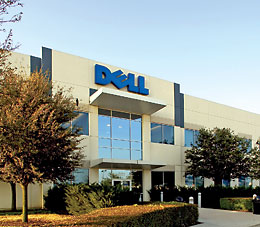 Dell manufacturing facility