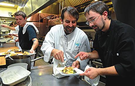 Chef Irv Miller