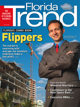 Florida Trend July 2005